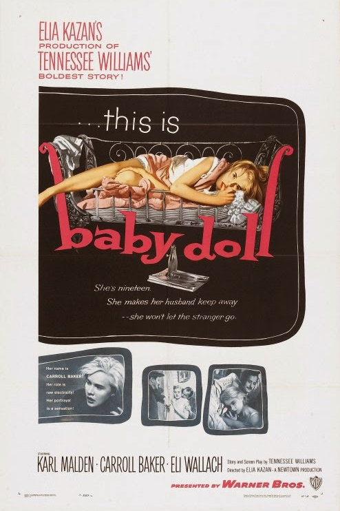 BONECA DE CARNE (Baby Doll, 1956)