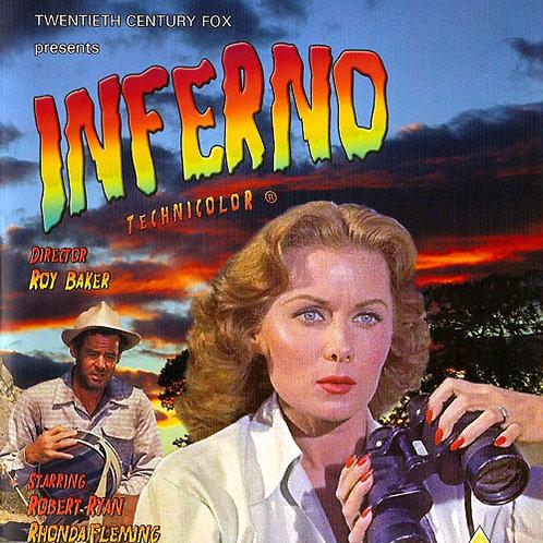 RASTROS DO INFERNO (Inferno, 1953)