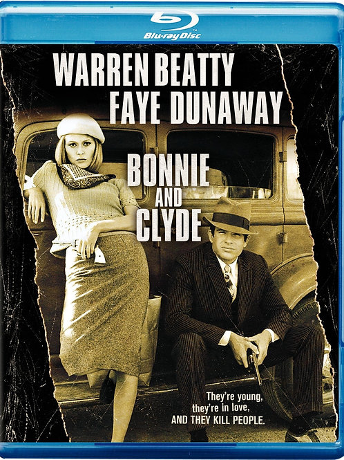 UMA RAJADA DE BALAS (Bonnie and Clyde, 1967) Bluray