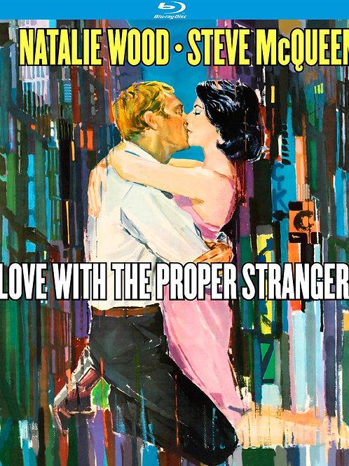 O PREÇO DE UM PRAZER (Love With The Proper Stranger, 1963)