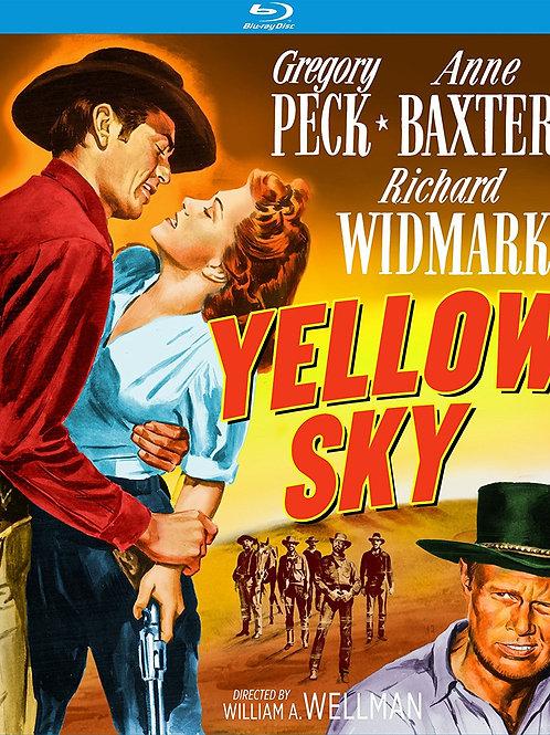 CÉU AMARELO (Yellow Sky, 1948) Blu-ray