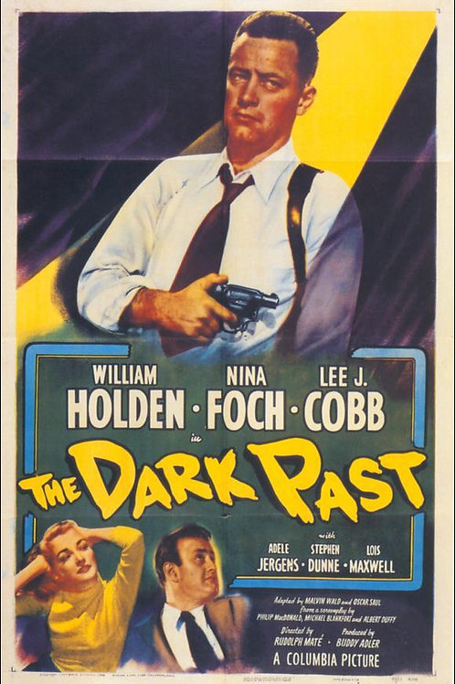 PASSADO TENEBROSO (The Dark Past, 1948)