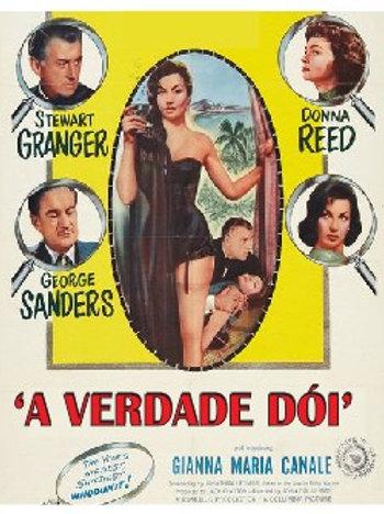A VERDADE DÓI (The Whole Truth, 1958)