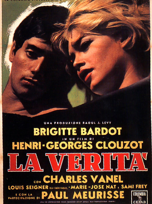 A VERDADE (La Veritá, 1960)