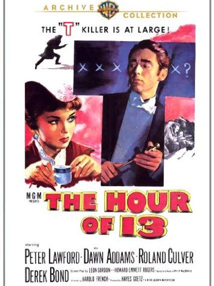 CAMINHOS DA NOITE (The Hour 13, 1952)