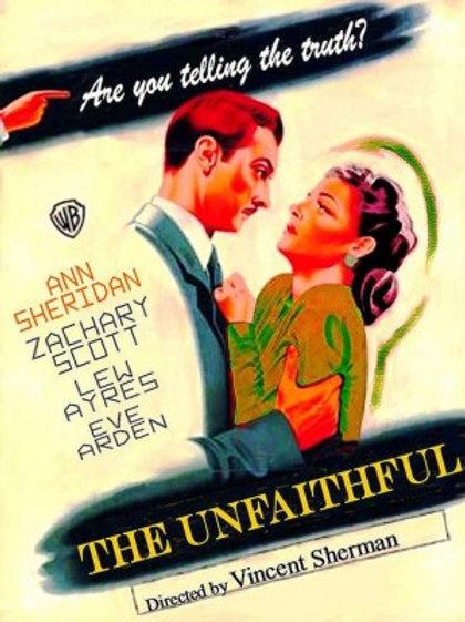 A CRUZ DE UM PECADO (The Unfaithfull, 1947)