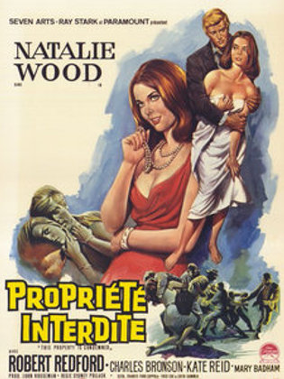 ESTA MULHER É PROIBIDA (This Property Is Condemned, 1966)