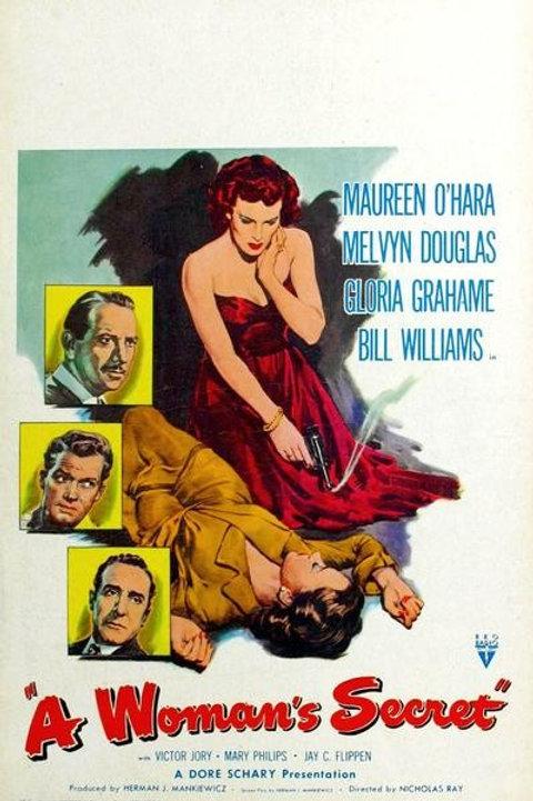 A VIDA ÍNTIMA DE UMA MULHER (A Woman's Secret, 1948)
