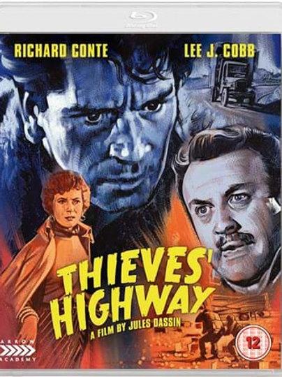 MERCADO DE LADRÕES (Thieves' Highway, 1949)