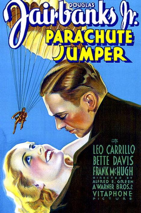 EM PLENAS NUVENS (Parachute Jumper, 1933)