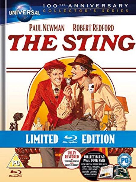 GOLPE DE MESTRE (The Sting, 1973) Blu-ray