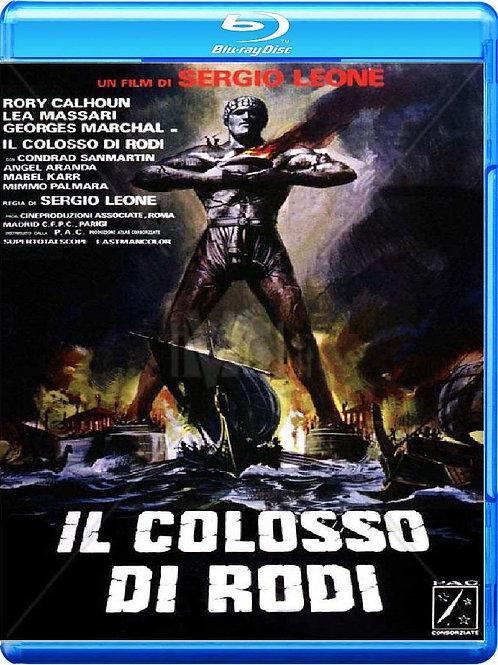 O COLOSSO DE RODES (Il Colosso di Rodi, 1961) Blu-ray