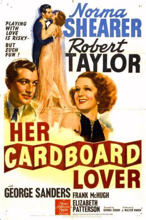 IDÍLIO A MUQUE (Her Cardboard Lover, 1942)