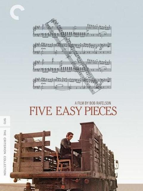 CADA UM VIVE COMO QUER (Five Easy Pieces, 1970) Blu-ray