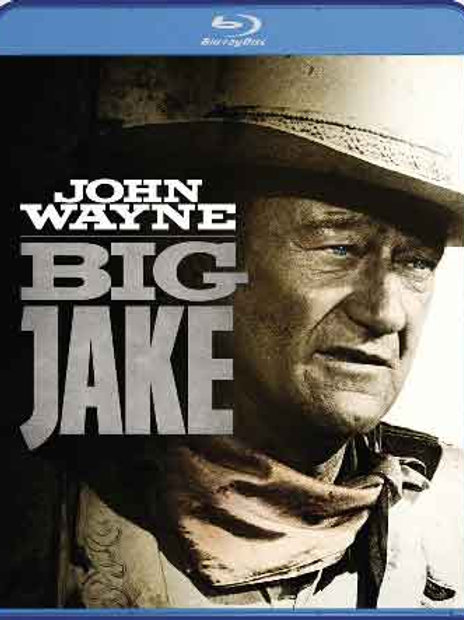 JAKE GRANDÃO (Big Jake, 1971) Bluray