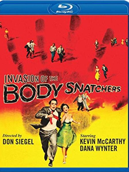 VAMPIROS DE ALMAS (Invasion of the Body Snatchers, 1956)
