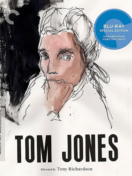 AS AVENTURAS DE TOM JONES (Tom Jones,1963) Bluray