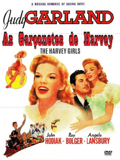 AS GARÇONETES DE HARVEY (The Harvey Girls, 1946)