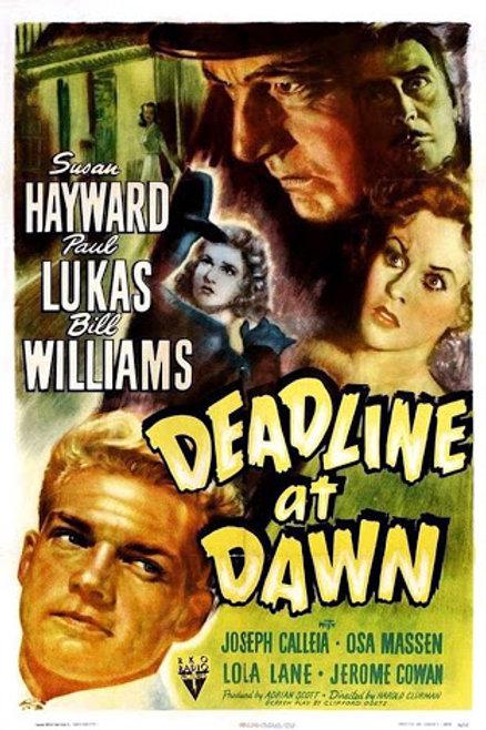 MORTE AO AMANHECER (Deadline At Dawn, 1946)