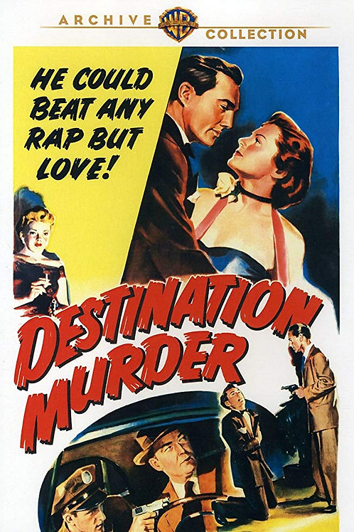 DESTINAÇÃO: ASSASSINATO (Destination Murder, 1950)