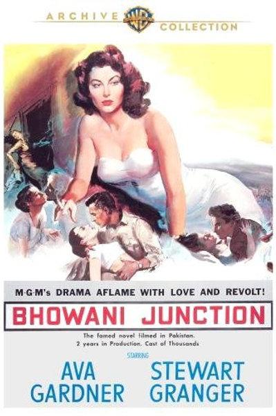 ENCRUZILHADA DOS DESTINOS (Bhowani Junction, 1956)