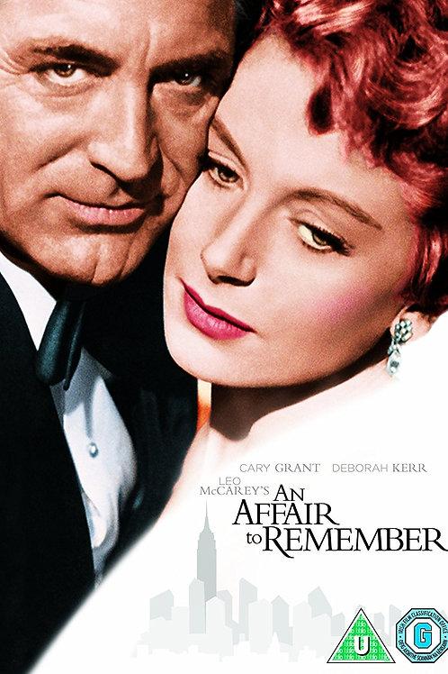 TARDE DEMAIS PARA ESQUECER (An Affair to Remember, 1957)  Blu-ray