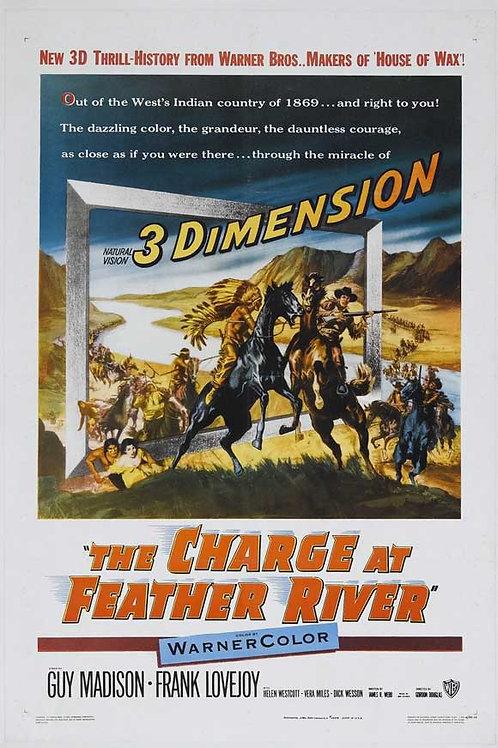 INVESTIDA DE BÁRBAROS (The Charge At Feather River, 1953)