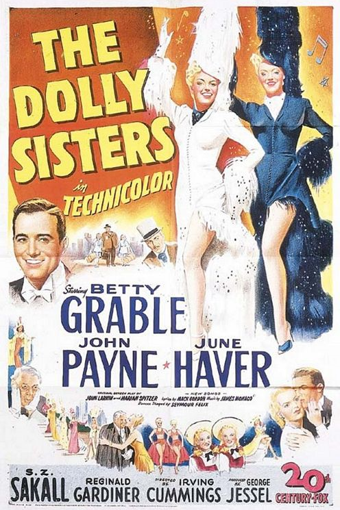 AS IRMÃS DOLLY (The Dolly Sisters, 1945)