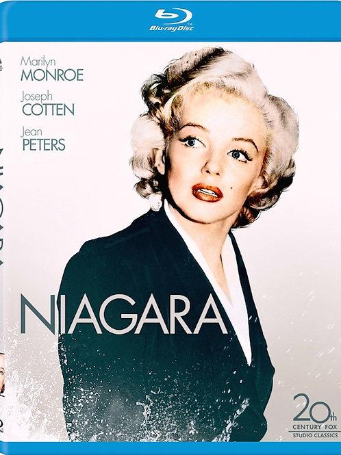 TORRENTE DE PAIXÃO (Niagara, 1953) Bluray