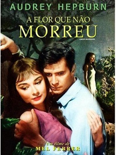 A FLOR QUE NÃO MORREU (Green Mansions, 1959) Bluray