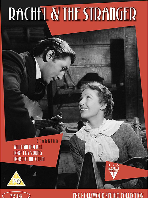 O HOMEM QUE EU AMO (Rachel and The Stranger, 1948)