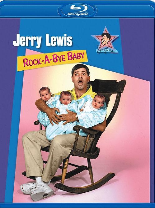 BANCANDO A AMA-SECA (Rock-A-Bye Baby, 1958) Blu-ray