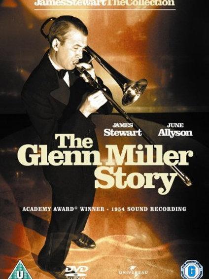 MÚSICA E LÁGRIMAS (The Glenn Miller Story, 1954)