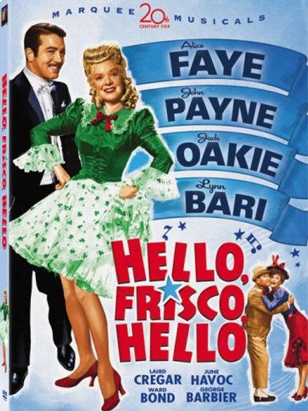AQUILO, SIM, ERA VIDA! (Hello, Frisco, Hello! (1943)
