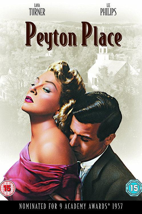 A CALDEIRA DO DIABO (Peyton Place, 1957)