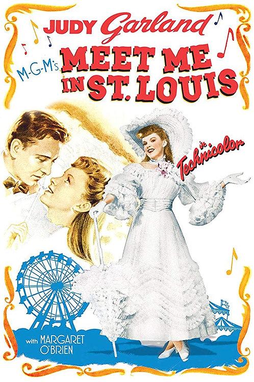 AGORA SEREMOS FELIZES (Meet Me In St. Louis,