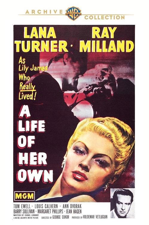 PERDIDAMENTE TUA (A Life of Her Own, 1950)