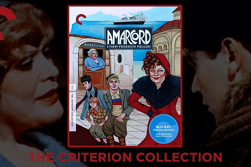 AMARCORD (Idem.1973) Blu-ray