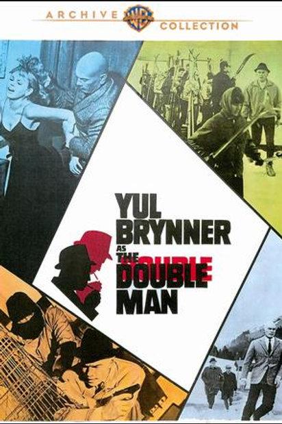 DOIS HOMENS IGUAIS (The Double Man, 1967)