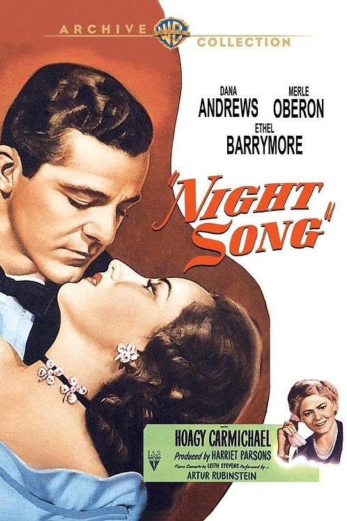 MELODIA DA NOITE (Night Song, 1947)