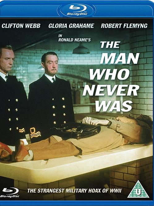 O HOMEM QUE NUNCA EXISTIU (The Man Who Never Was, 1956) blu-ray