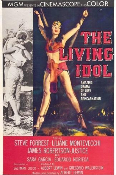 O ÍDOLO VIVO (The Living Idol, 1957)