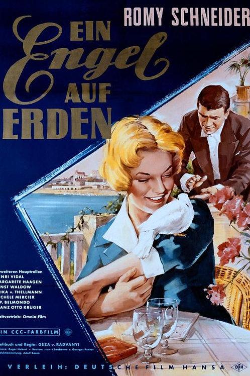 UM ANJO SOBRE A TERRA (Ein Engel auf Erden,1959)
