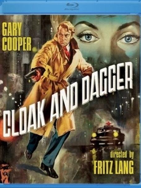 O GRANDE SEGREDO (Cloak and Dagger, 1946) Blu-ray