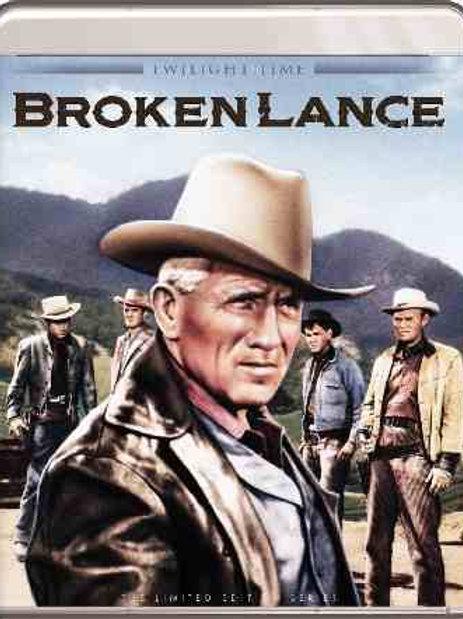 LANÇA PARTIDA (Broken Lance, 1954) blu-ray