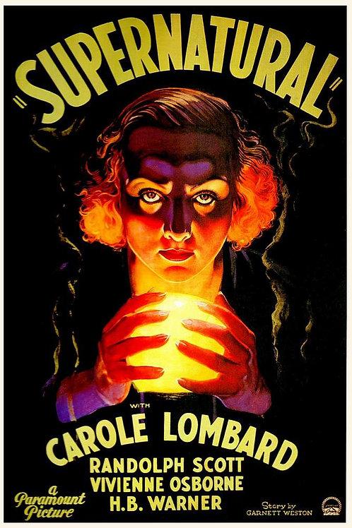 ANJO E DEMÔNIO (Supernatural, 1933)