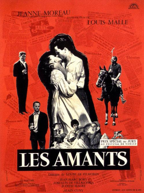 AMANTES (Les Amants, 1956)