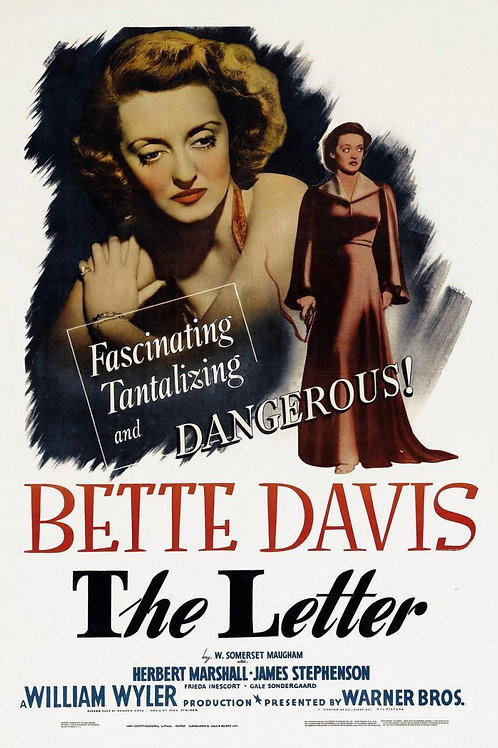 A CARTA (The Letter, 1940)