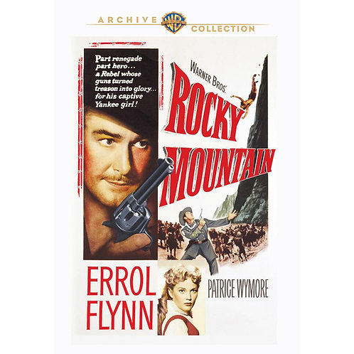 OLHANDO A MORTE DE FRENTE (Rocky Mountain, 1950)