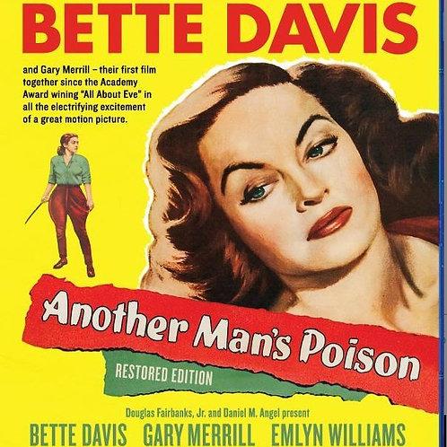 MULHER MALDITA (Another Man's Poison, 1951) blu-ray